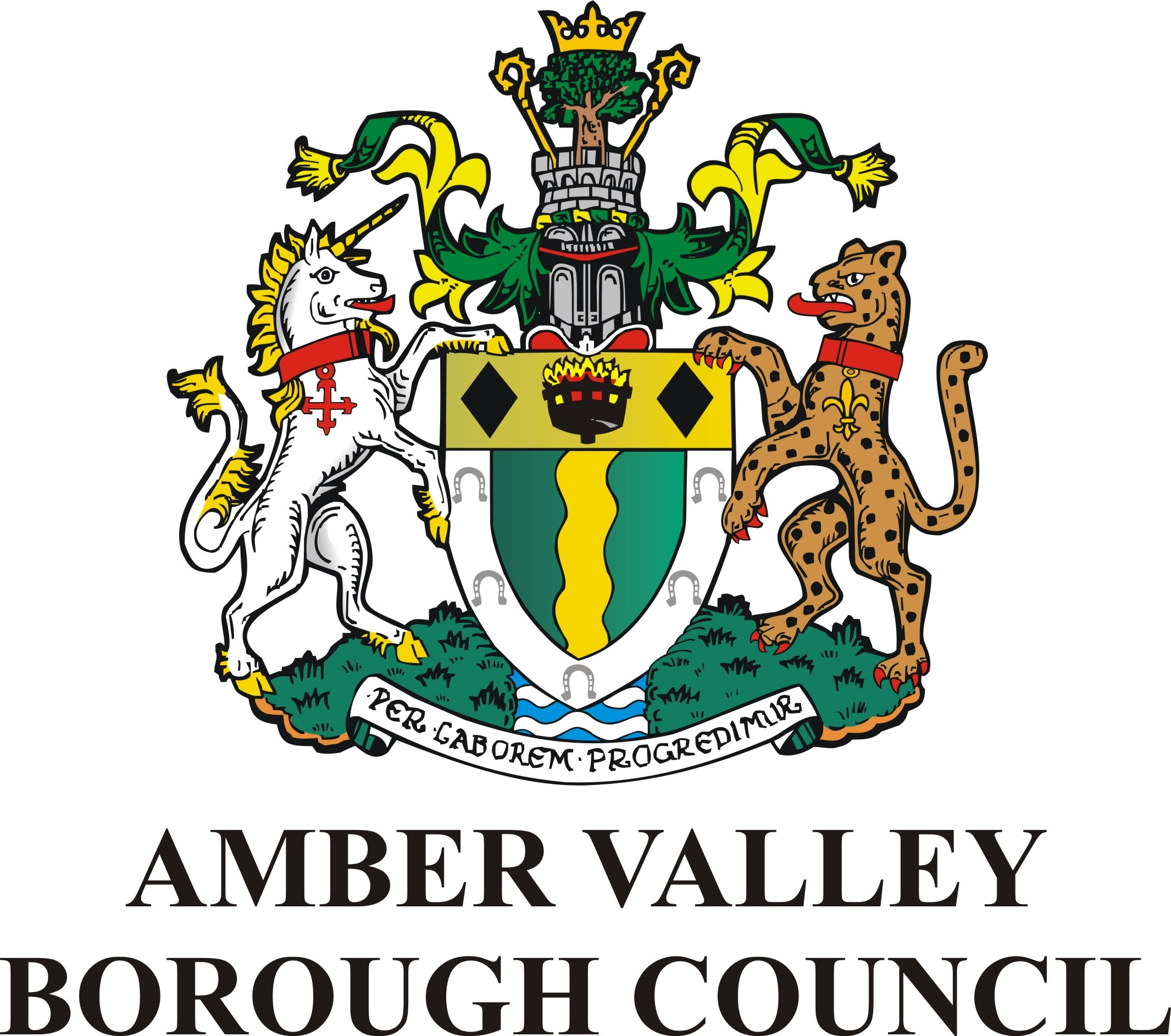Amber Valley logo